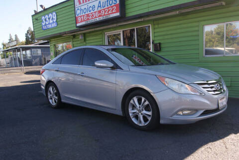 2011 Hyundai Sonata for sale at Amazing Choice Autos in Sacramento CA