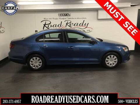 2016 Volkswagen Jetta for sale at Road Ready Used Cars in Ansonia CT
