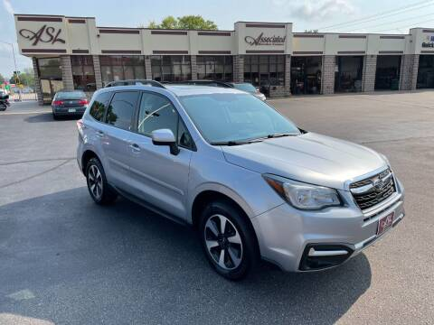 2017 Subaru Forester for sale at ASSOCIATED SALES & LEASING in Marshfield WI