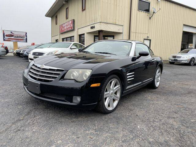 2004 Chrysler Crossfire for sale at Premium Auto Collection in Chesapeake VA