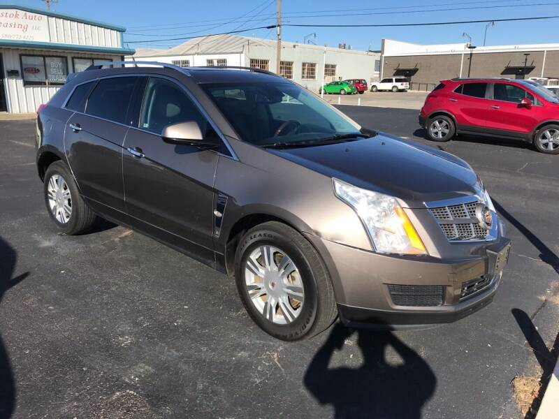 2011 Cadillac SRX for sale at Westok Auto Leasing in Weatherford OK