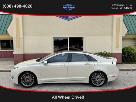 2014 Lincoln MKZ for sale at Coulee Auto in La Crosse WI