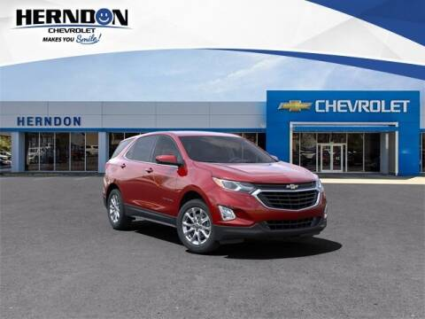 2021 Chevrolet Equinox for sale at Herndon Chevrolet in Lexington SC