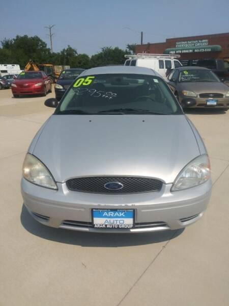 2005 Ford Taurus for sale at Arak Auto Group - Arak Auto Broker in Kankakee IL