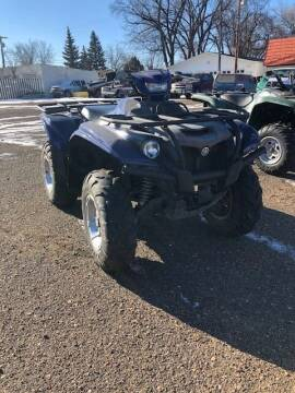 2017 Yamaha KODIAK 700 for sale at Queen City Motors Inc. in Dickinson ND