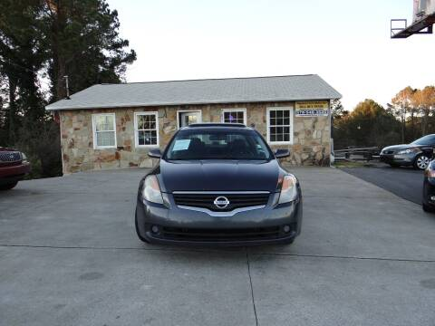 2008 Nissan Altima for sale at Flywheel Auto Sales Inc in Woodstock GA