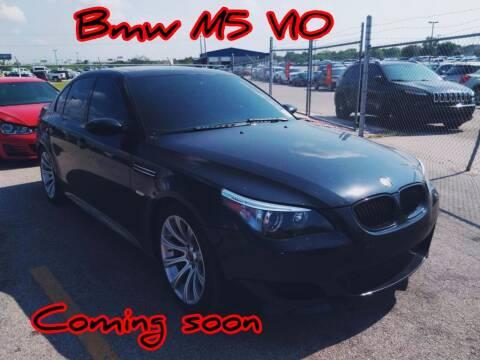 2007 BMW M5 for sale at CARMOBILE MOTORS INC in San Antonio TX