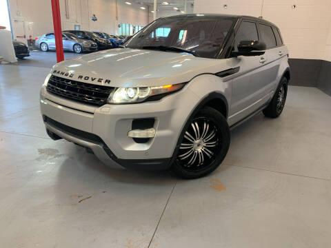 2012 Land Rover Range Rover Evoque for sale at Auto Expo in Las Vegas NV