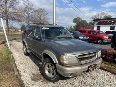 2000 Ford Explorer for sale at Beach Auto Brokers in Norfolk VA