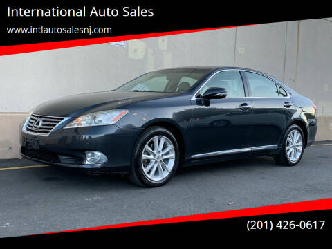2010 Lexus ES 350 for sale at International Auto Sales in Hasbrouck Heights NJ