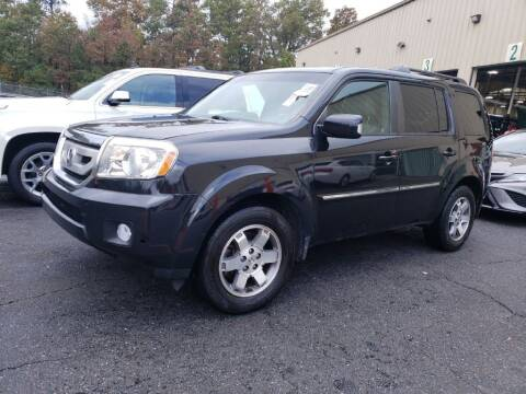 2009 Honda Pilot for sale at Fletcher Auto Sales in Augusta GA