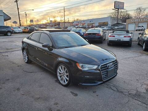 2016 Audi A3 for sale at Green Ride Inc in Nashville TN