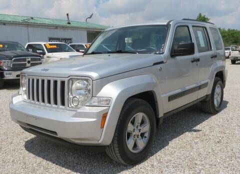 2012 Jeep Liberty for sale at Low Cost Cars in Circleville OH