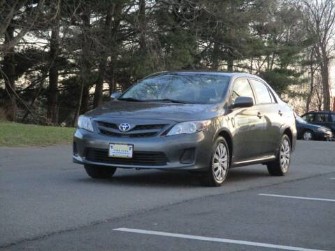2012 Toyota Corolla for sale at Loudoun Used Cars in Leesburg VA