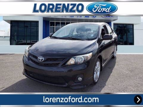 2013 Toyota Corolla for sale at Lorenzo Ford in Homestead FL