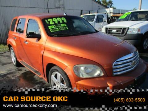 2006 Chevrolet HHR for sale at CAR SOURCE OKC in Oklahoma City OK
