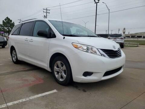 2013 Toyota Sienna for sale at Bryans Car Corner in Chickasha OK