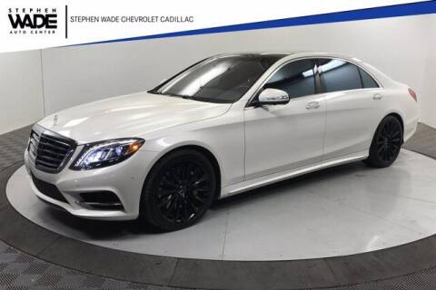 2016 Mercedes-Benz S-Class for sale at Stephen Wade Pre-Owned Supercenter in Saint George UT