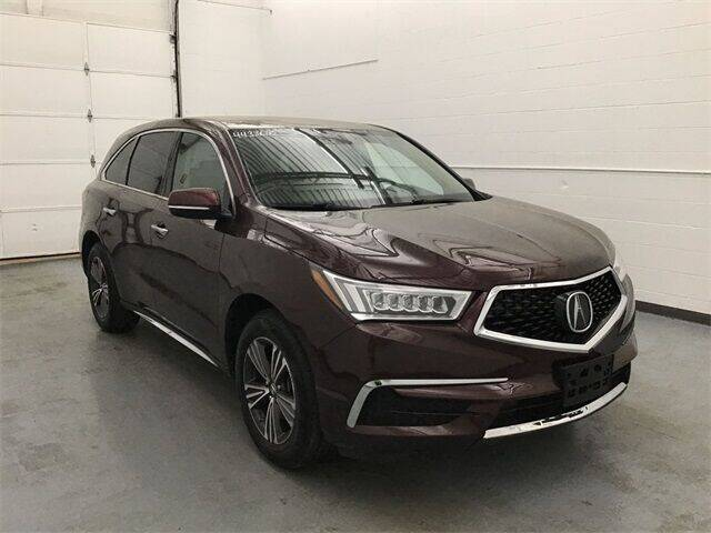 2017 Acura MDX for sale in Waterbury, CT