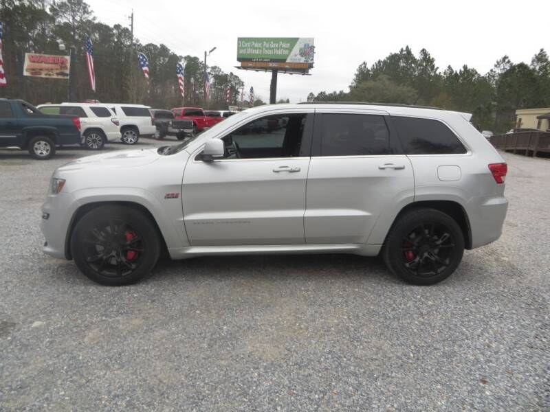 2012 Jeep Grand Cherokee for sale at Ward's Motorsports in Pensacola FL