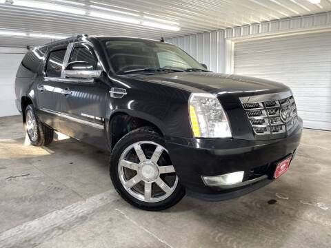 2008 Cadillac Escalade ESV for sale at Hi-Way Auto Sales in Pease MN