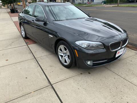 2012 BMW 5 Series for sale at Viscuso Motors in Hamden CT