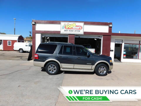 2007 Ford Expedition for sale at Pork Chops Truck and Auto in Cheyenne WY
