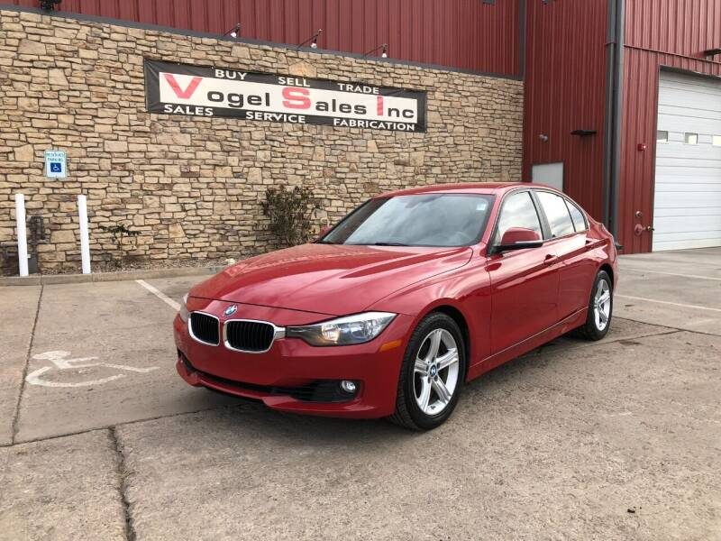2013 BMW 3 Series for sale at Vogel Sales Inc in Commerce City CO