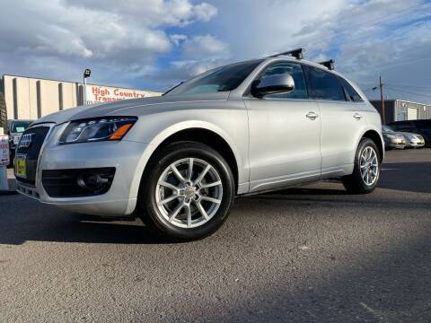 2011 Audi Q5 for sale at New Wave Auto Brokers & Sales in Denver CO