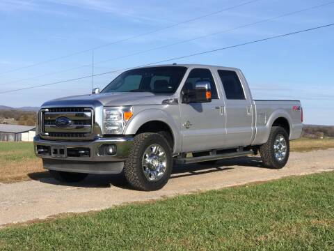 2015 Ford F-250 Super Duty for sale at Jackson Automotive LLC in Glasgow KY