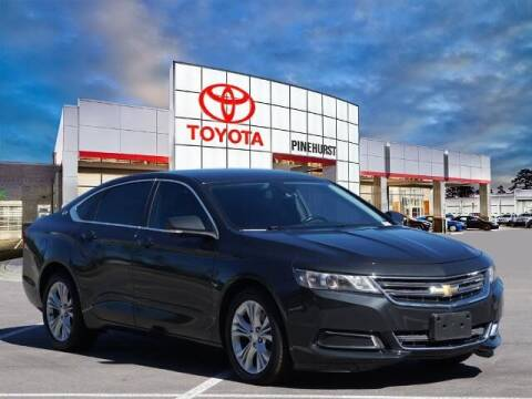 2014 Chevrolet Impala for sale at PHIL SMITH AUTOMOTIVE GROUP - Pinehurst Toyota Hyundai in Southern Pines NC