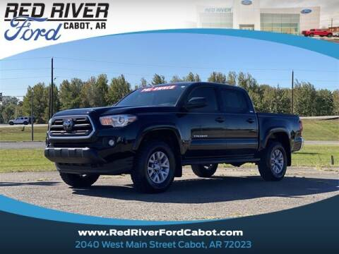 2019 Toyota Tacoma for sale at RED RIVER DODGE - Red River of Cabot in Cabot, AR