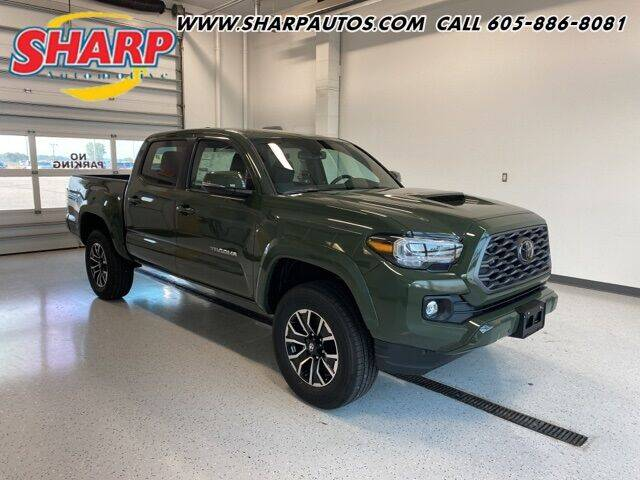 2021 Toyota Tacoma for sale in Watertown, SD