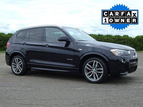 2016 BMW X3 for sale at Atlantic Car Company in East Windsor CT