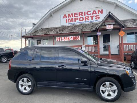 2015 Jeep Compass for sale at American Imports INC in Indianapolis IN