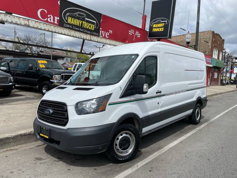 2015 Ford Transit Cargo for sale at Manny Trucks in Chicago IL