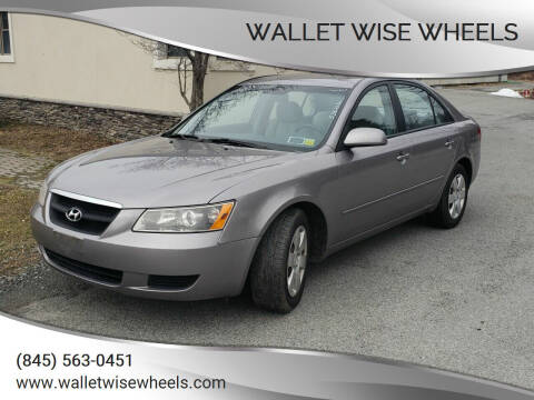 2006 Hyundai Sonata for sale at Wallet Wise Wheels in Montgomery NY
