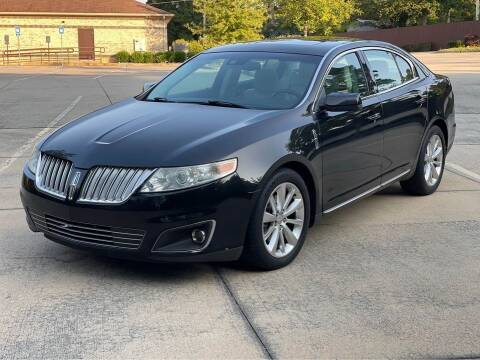 2009 Lincoln MKS for sale at Two Brothers Auto Sales in Loganville GA
