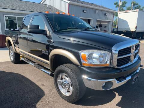 2006 Dodge Ram Pickup 2500 for sale at PETE'S AUTO SALES LLC - Dayton in Dayton OH