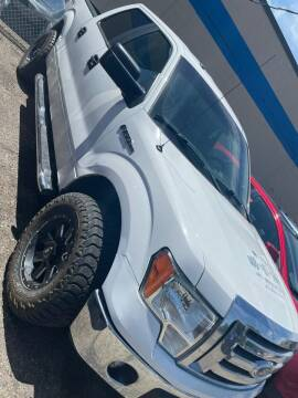 2013 Ford F-150 for sale at BEAR CREEK AUTO SALES in Rochester MN