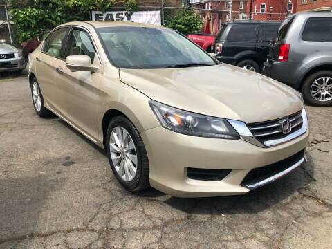 2015 Honda Accord for sale at James Motor Cars in Hartford CT