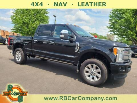 2017 Ford F-250 Super Duty for sale at R & B Car Company in South Bend IN