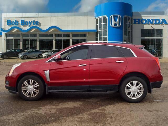 2014 Cadillac SRX for sale at BOB BOYTE HONDA in Brandon MS
