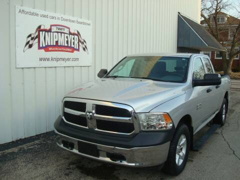 2014 RAM Ram Pickup 1500 for sale at Team Knipmeyer in Beardstown IL