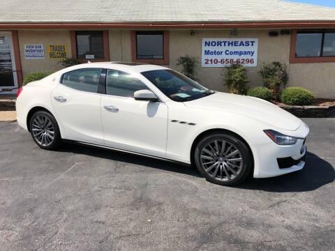 2018 Maserati Ghibli for sale at Northeast Motor Company in Universal City TX