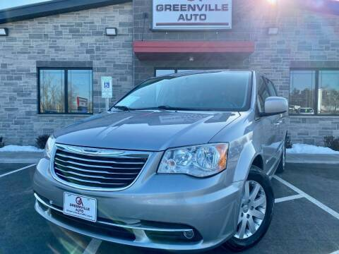 2014 Chrysler Town and Country for sale at GREENVILLE AUTO in Greenville WI