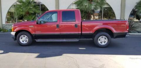 2001 Ford F-250 Super Duty for sale at Alltech Auto Sales in Covina CA