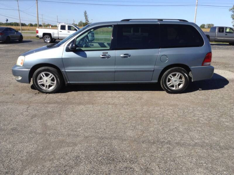 2004 Ford Freestar for sale at Kevin's Motor Sales in Montpelier OH