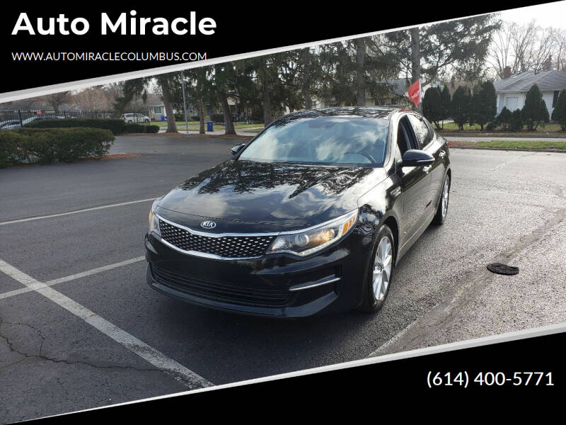 2016 Kia Optima for sale at Auto Miracle in Columbus OH