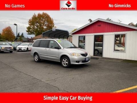2003 Mazda MPV for sale at Cars To Go in Portland OR